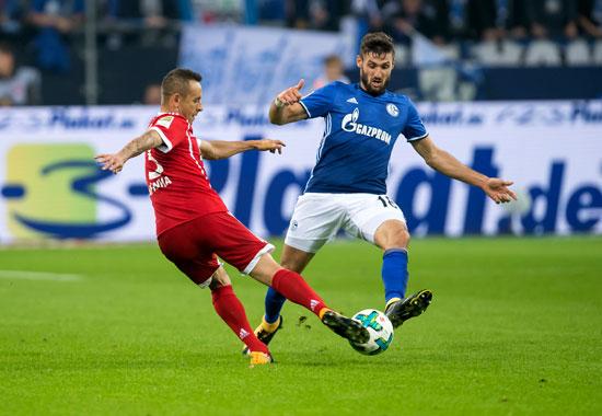Bayern gegen Schalke