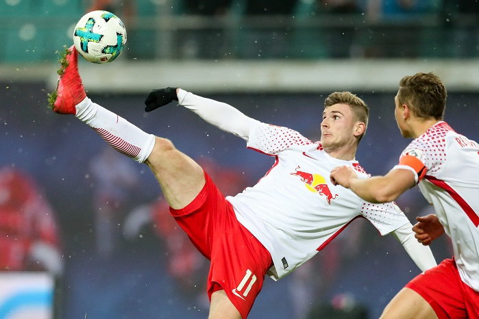 20180209_PD11717 (RM) Timo Werner Jan Woitas / dpa / picturedesk.com