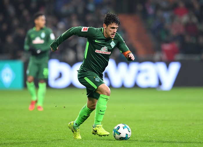 20180113_PD4523 (RM) Zlatko Junuzovic Werder Bremen Carmen Jaspersen / dpa / picturedesk.com