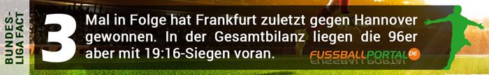 Fact Frankfurt - Hannover