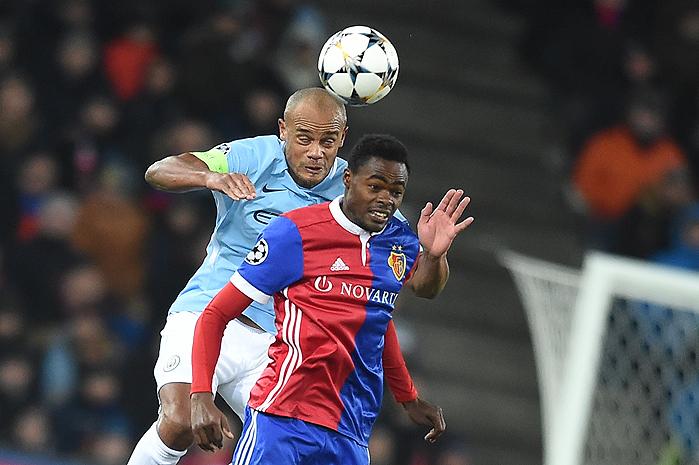 20180213_PD10785 (RM) Basel Oberlin Manchester City Kompany © SEBASTIEN BOZON / AFP / picturedesk.com