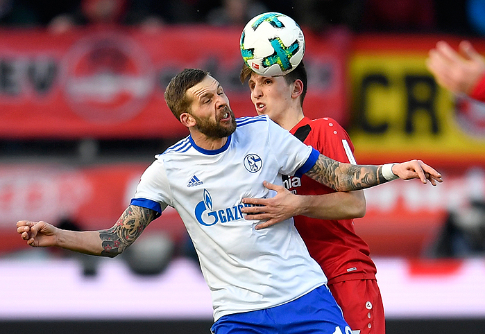 20180225_PD6656 (RM) Guido Burgstaller Schalke ÖFB © Martin Meissner / AP / picturedesk.com