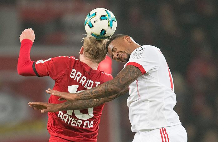 20180112_PD9856 (RM) Leverkusen Bayern München © Anke Waelischmiller / dpa Picture Alliance / picturedesk.com
