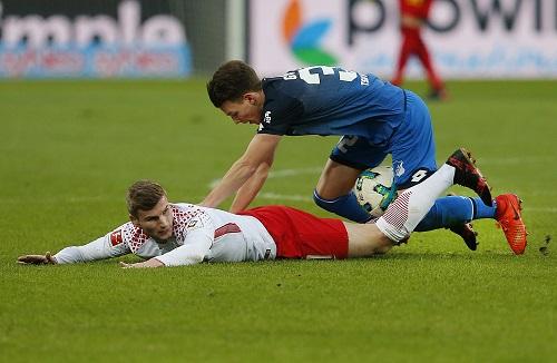 Geiger vs Werner - © Michael Probst / AP / picturedesk.com