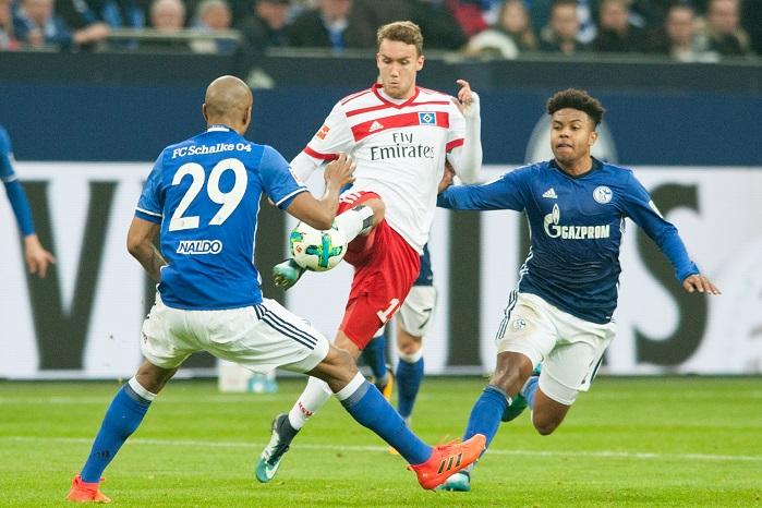 20171119_PD16223 (RM) HSV vs. Schalke Elmar Kremser / dpa Picture Alliance / picturedesk.com
