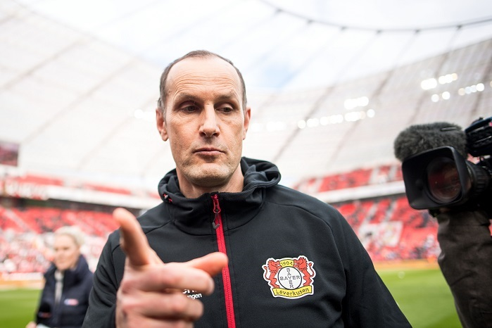 20180331_PD10817 (RM) Heiko Herrlich Leverkusen Marius Becker / dpa / picturedesk.com