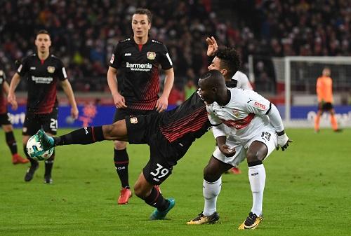 Leverkusen vs Stuttgart - © Marijan Murat / dpa / picturedesk.com