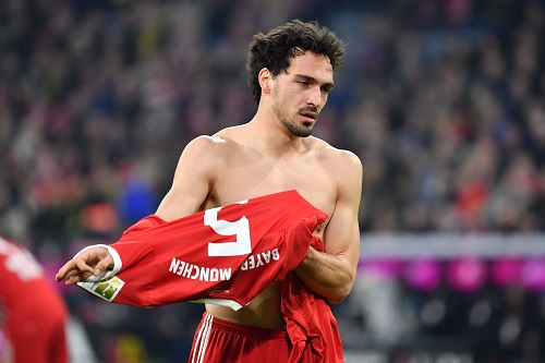 Mats Hummels - © Frank Hoermann / dpa Picture Alliance / picturedesk.com