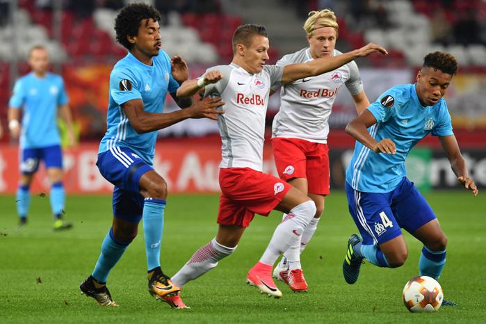 Salzburg vs Marseille - © Kerstin Joensson / AP / picturedesk.com