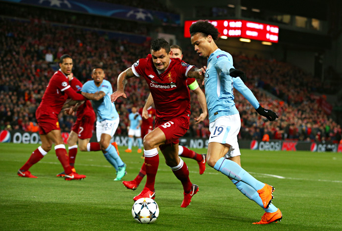 Champions League 17/18: Man City – Liverpool Wettquoten & Tipp