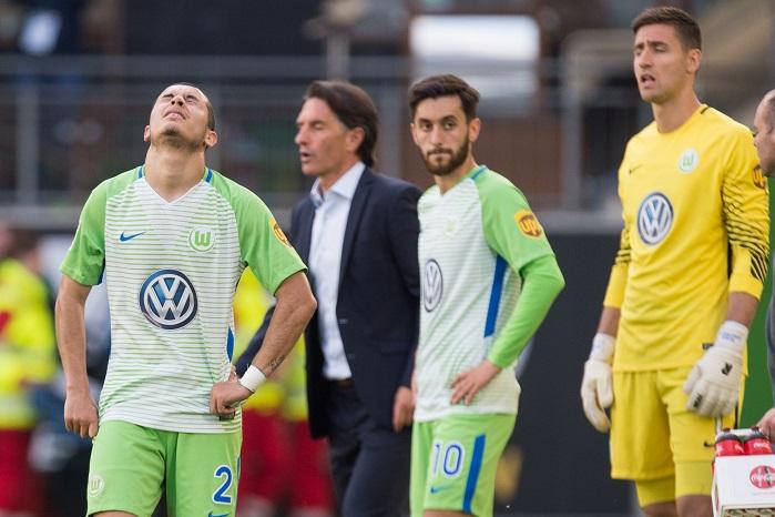 20180428_PD11801 (RM) VfL Wolfsburg Elmar Kremser / dpa Picture Alliance / picturedesk.com