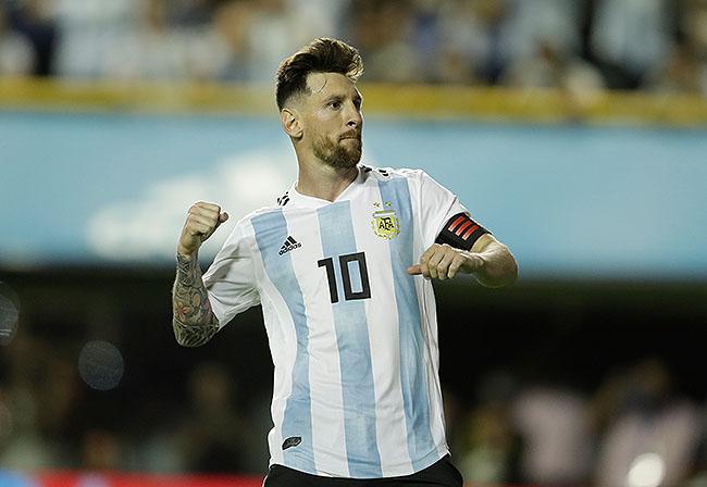 Lionel Messi - © Victor R. Caivano / AP / picturedesk.com