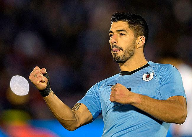 Luis Suarez - © MIGUEL ROJO / AFP / picturedesk.com
