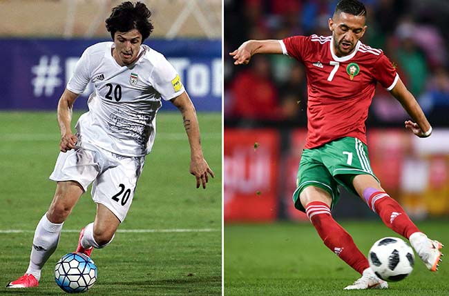 Tipp Marokko Iran