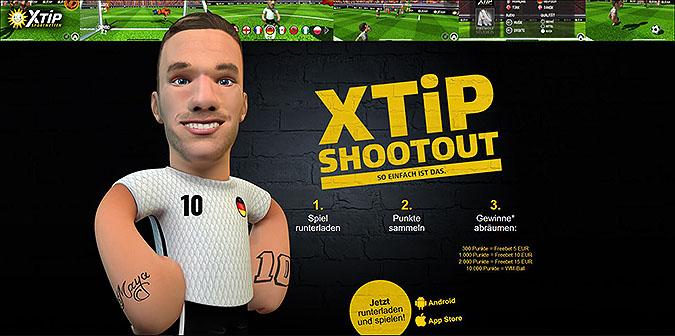 Xtip Shootout