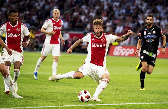 20180725_PD5610 (RM) Ajax gegen Sturm Graz © OLAF KRAAK / AFP / picturedesk.com