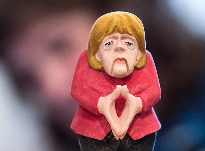 Angela Merkel (© Jens Meyer / AP / picturedesk.com)