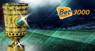 DFB Pokal Wetten bei Bet3000