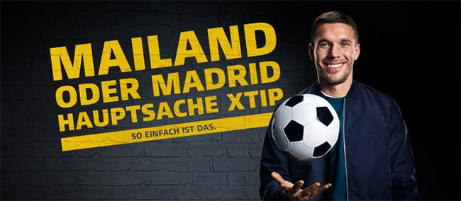 Lukas Podolski XTiP