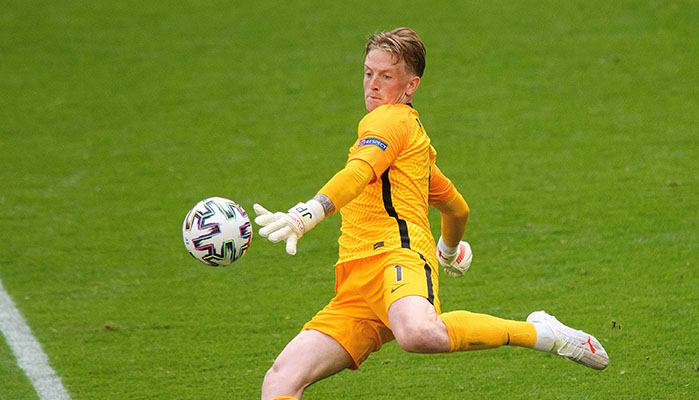 England Pickford (© IMAGO / PA Images)