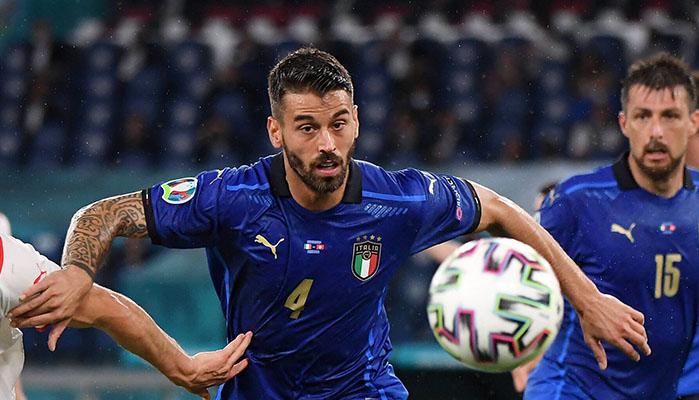 Italien Spinazzola (© IMAGO / ULMER Pressebildagentur)