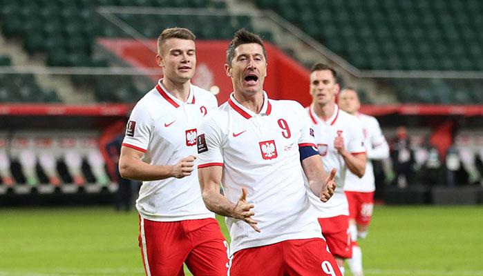 Polen Lewandowski (© IMAGO / Newspix)