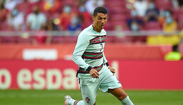 Portugal Ronaldo (© IMAGO / Shutterstock)