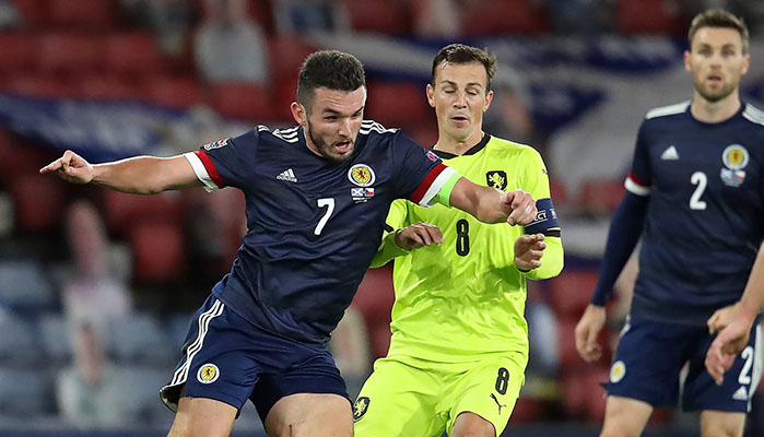 Schottland vs. Tschechien (© IMAGO / PA Images)