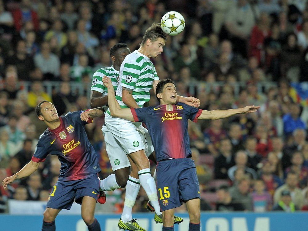 CL aktuell: Celtic Glasgow – FC Barcelona Vorschau & Quoten